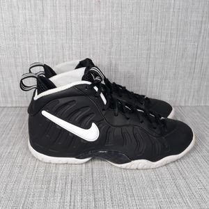 Nike Little Posite Pro Dr.Doom Black Sz 6.5